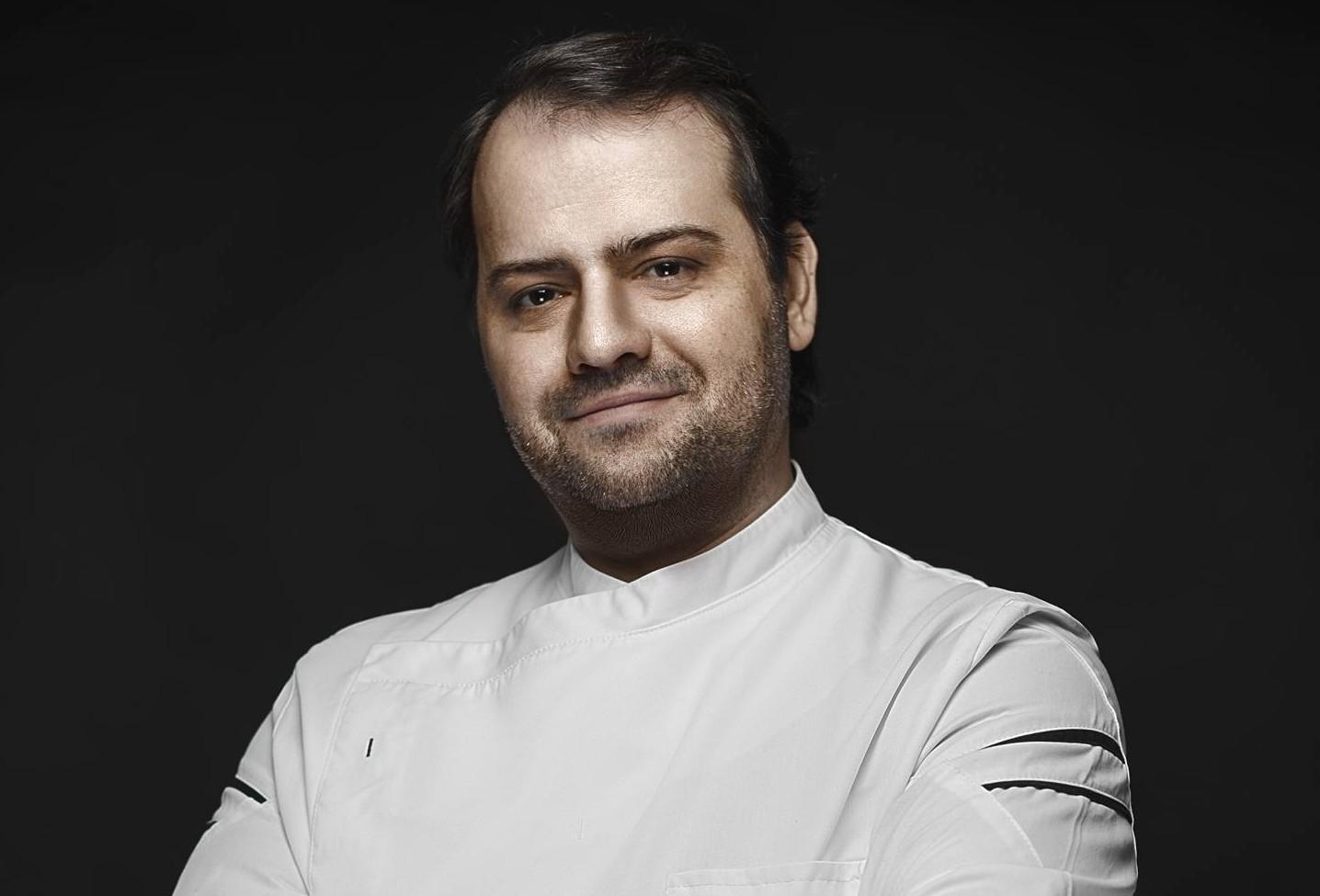 Chef Nico Lontras