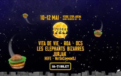 BURGERFEST 2019 – Programul festivalului și reguli de acces